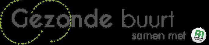 Gezonde buurt logo